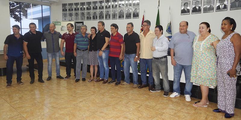 Visita do Deputado Jorge Tadeu Mudalen