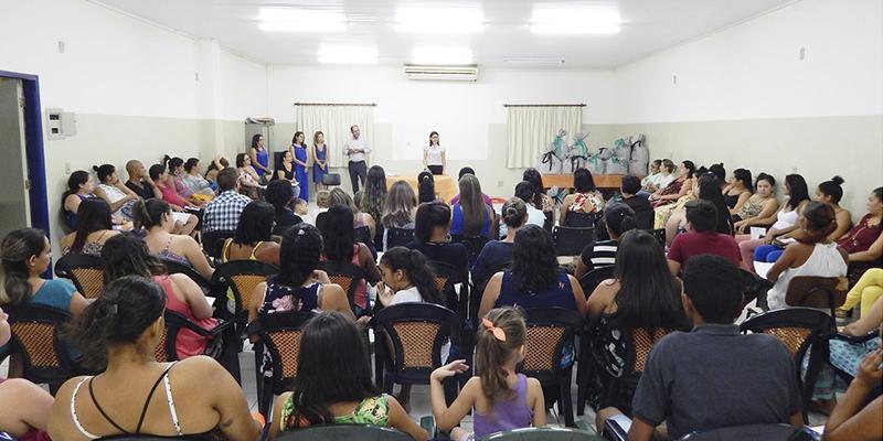 ENCERRADA MAIS UMA EDIÇÃO DO CURSO DE GESTANTES - PRÓ NASCER