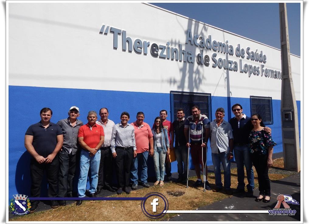 Academia da Saúde - Therezinha de Souza Lopes Fernandes