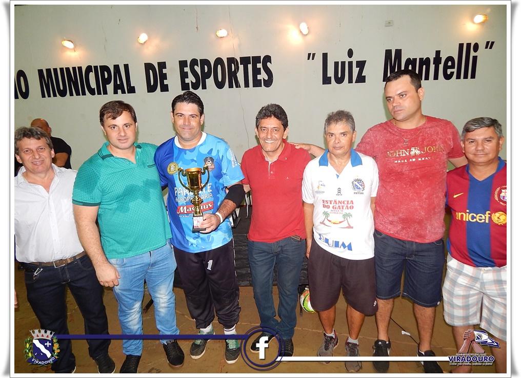 Final Futsal Municipal de Viradouro