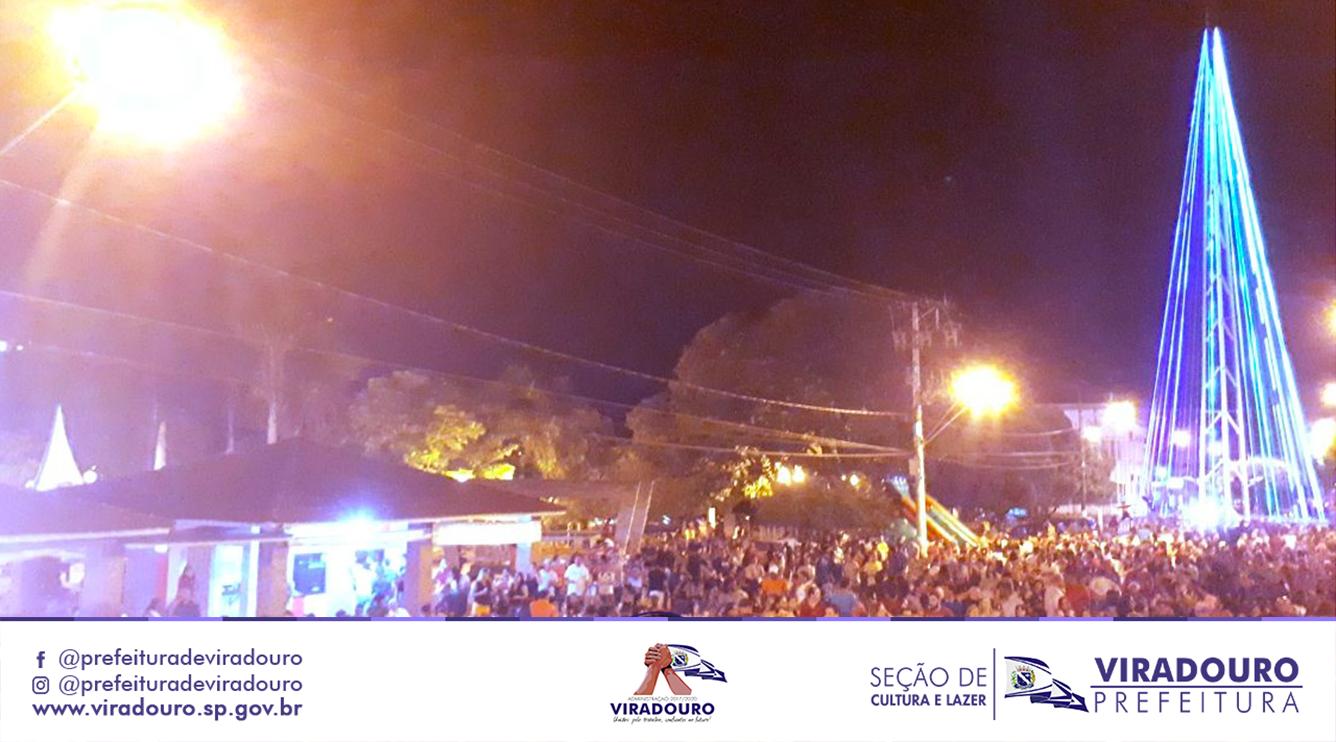 Evento Viradouro Virou 2018