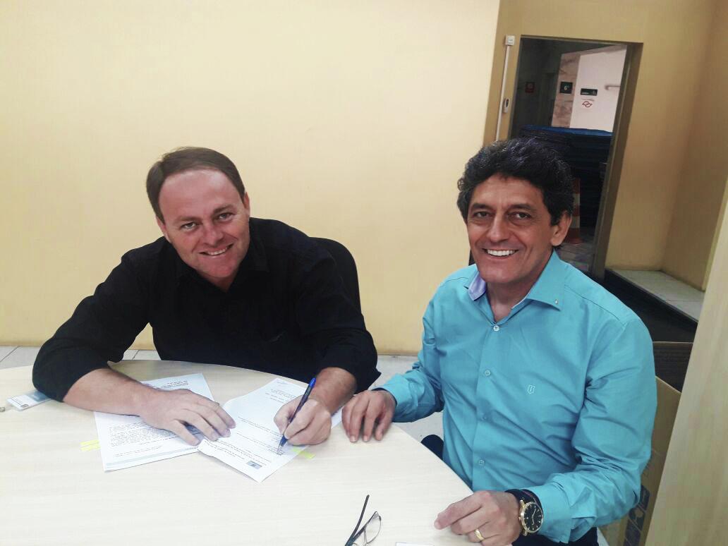 Assinatura de Convênio FEIDRO