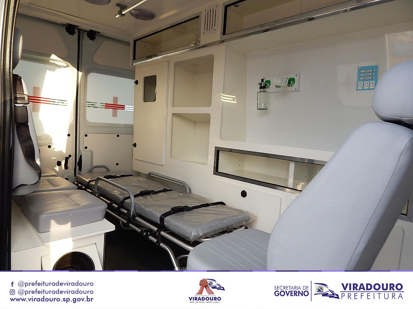 Nova Ambulância