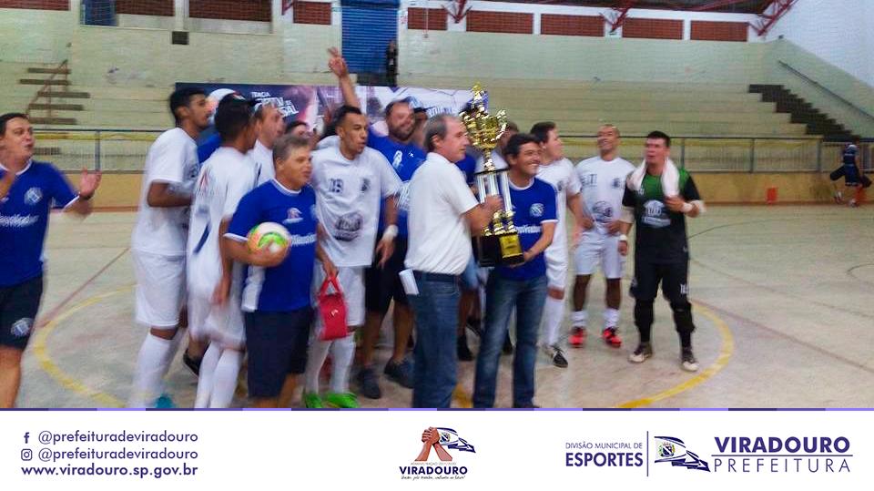 3°Lugar - Equipe de Futsal de Viradouro