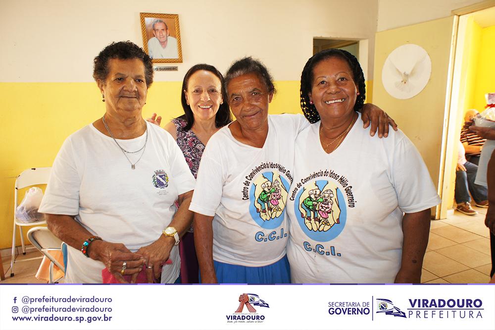 Homenagem ao Dia das Mães - CCI
