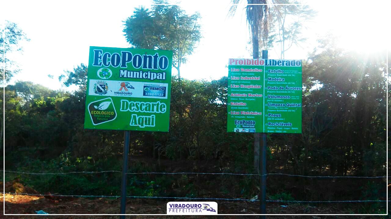 Ecoponto - CCV