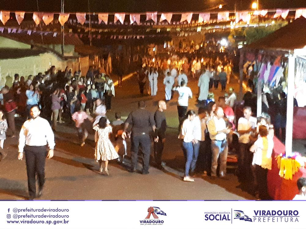 Festa Junina de São João na Vila Nova e Cotrim