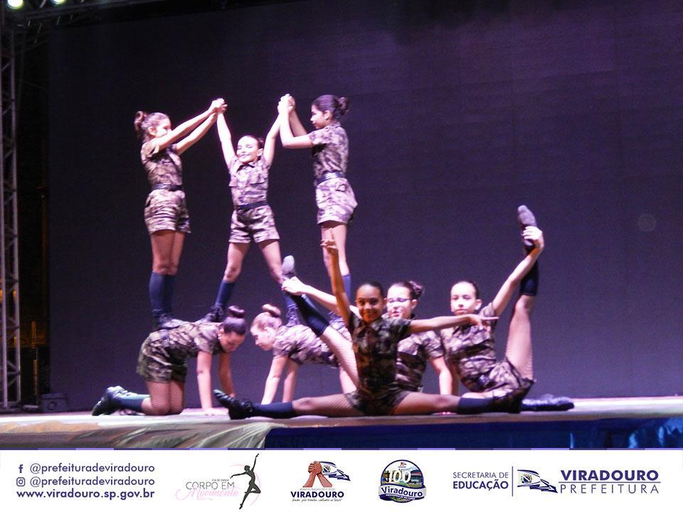 8º Festival de Dança Viradouro 100 Anos - Surpreendente