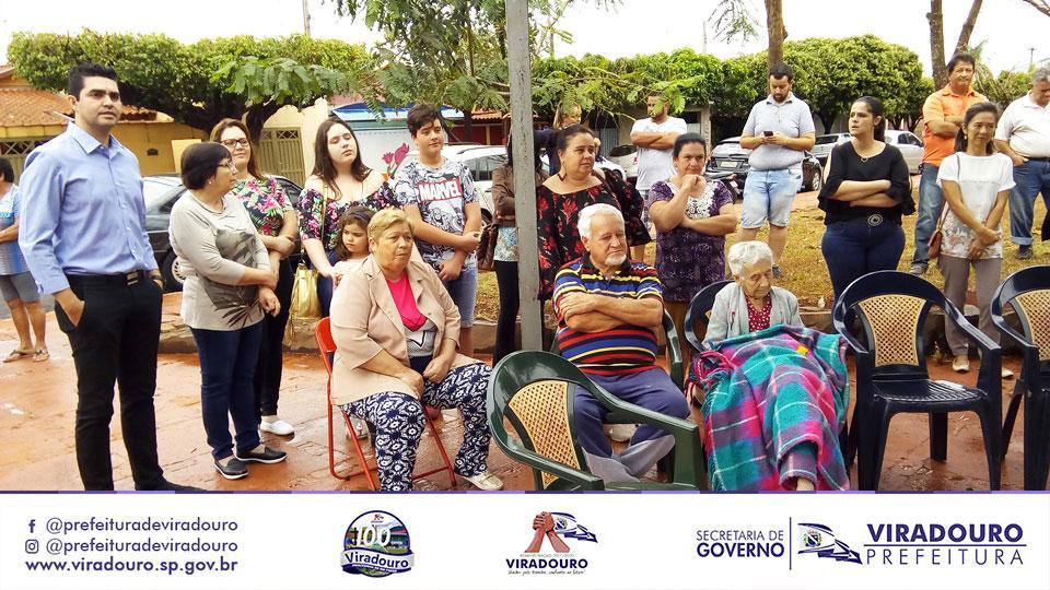 Homenagem ao Centenário de Dona Alexandrina