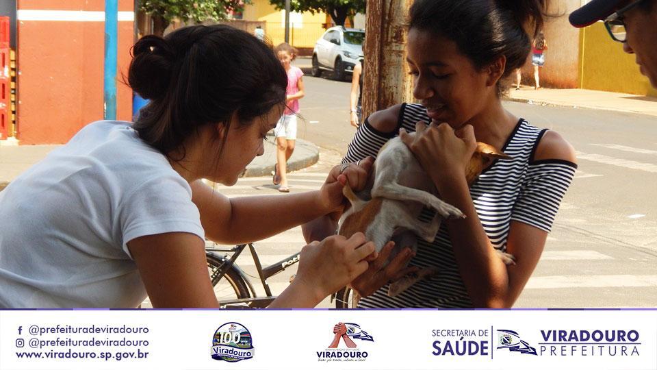 Campanha de Vacinação Animal