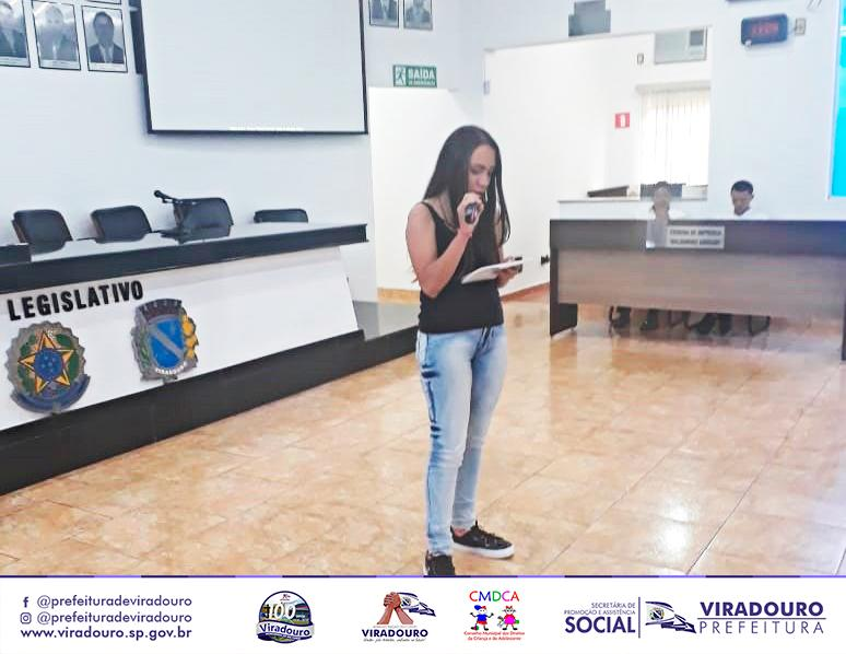 IX Conferência Municipal dos Direitos das Crianças e Adolescentes