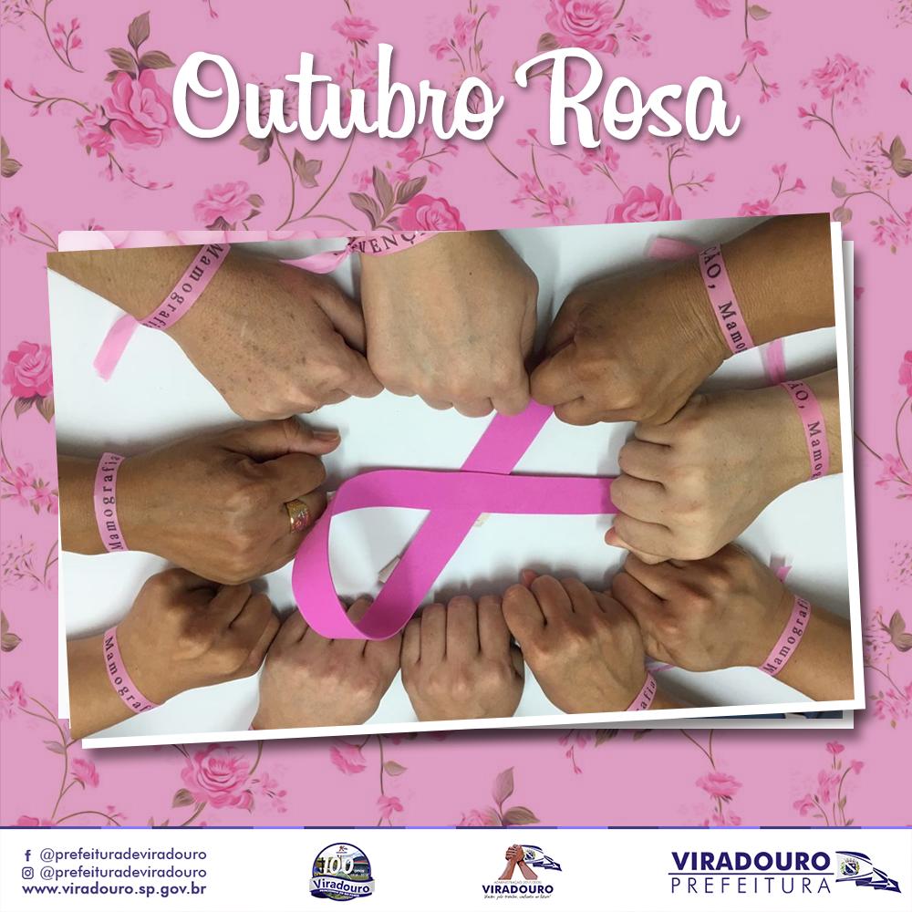 Campanha: Outubro Rosa