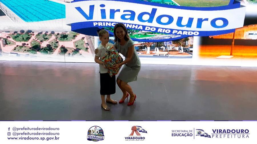 Formatura das EMEIs Albertina de G. Saab e Prefeito Matheus Conceição