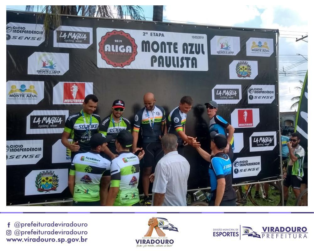 2ª Etapa da Copa Aliga de Mountain Bike