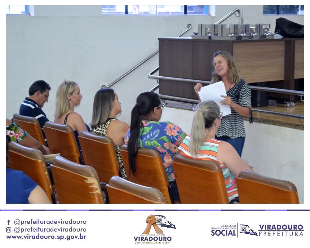 Eleição do Conselho Municipal de Assistência Social