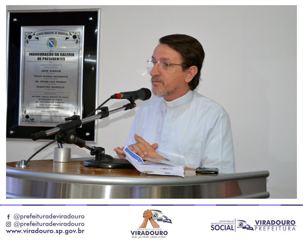 II Conferencia Municipal do Idoso.