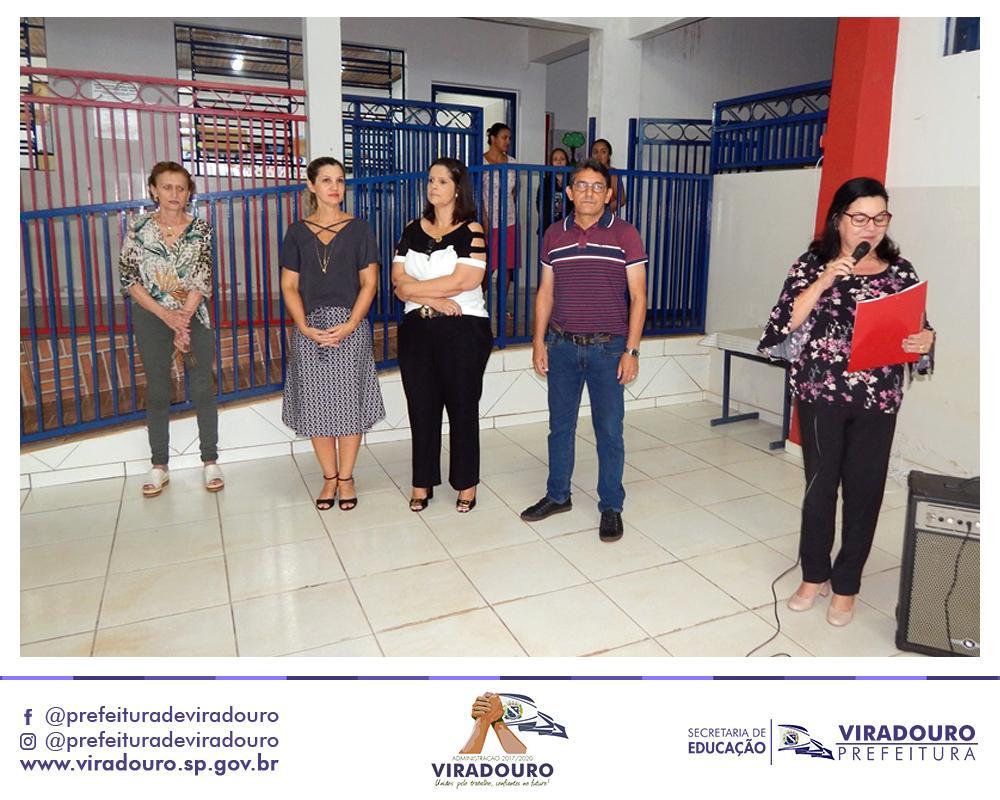 12 Unidades Escolares e Aproximadamente 2290 Alunos da Rede Municipal Receberam Kits Escolares 2019 em Viradouro