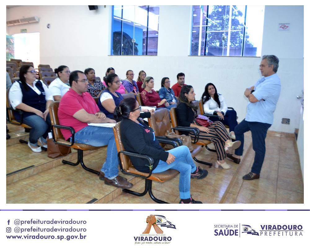 Projeto de Educação Permanente em Saúde e Humanização