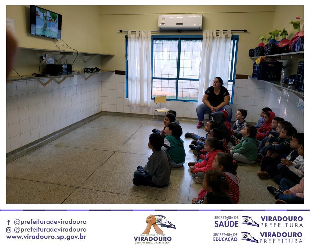 Campanha Prevenção e Higiene Bucal nas Escolas 2019