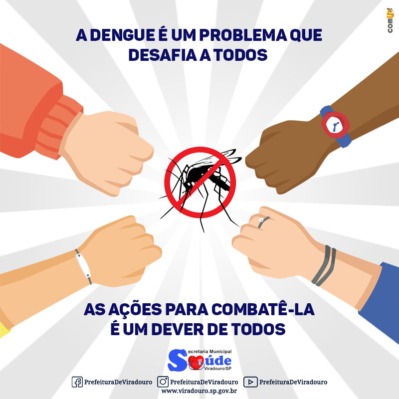 O Combate a Dengue