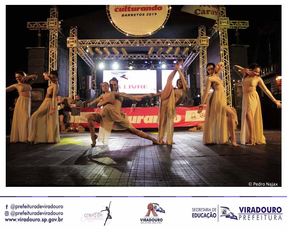 Escola de Dança é Premiada no Festival de Dança Livre do Barretão 2019