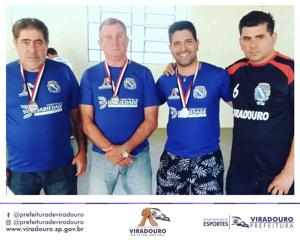 Viradouro pela primeira vez conquistou vaga para final estadual do JORI.