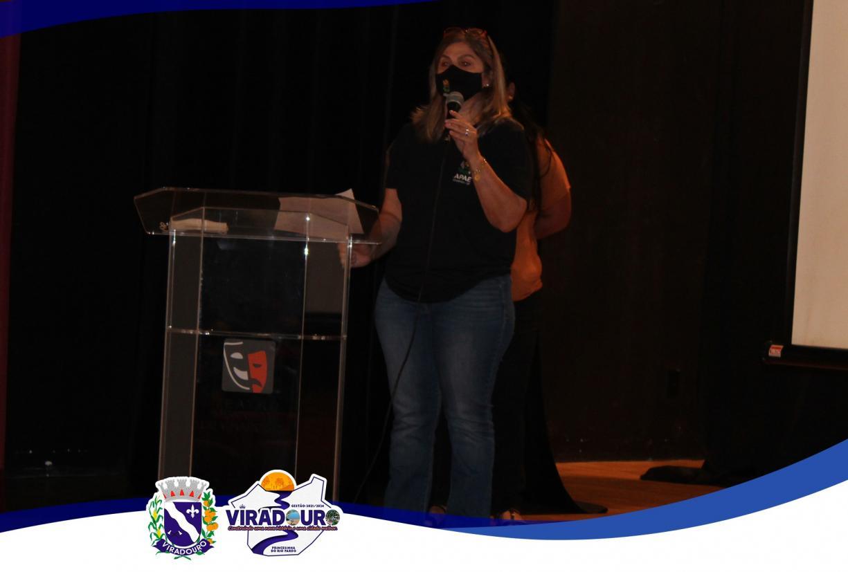 A XII Conferência Municipal da Assistência Social do município de Viradouro/SP