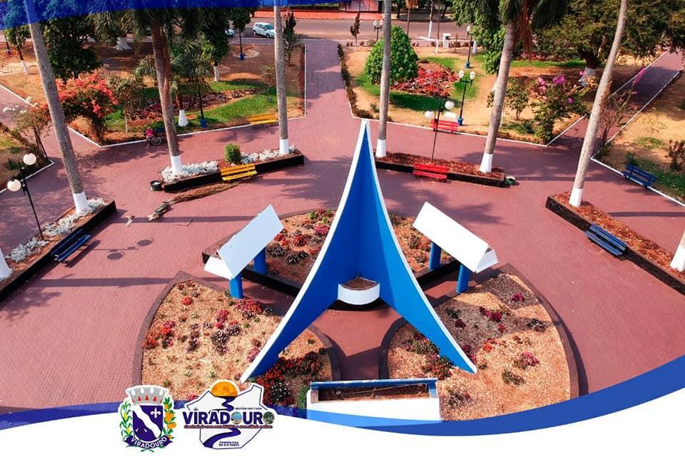 Programa de revitalização e manutenção dos espaços públicos.