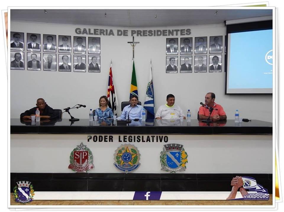 Assembleia Geral de Eleição do Conselho Municipal do Idoso