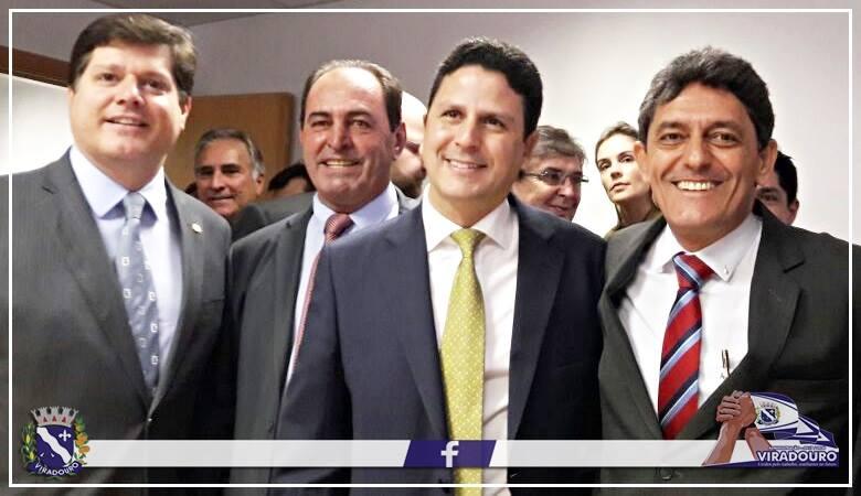 DE VIRADOURO À BRASÍLIA