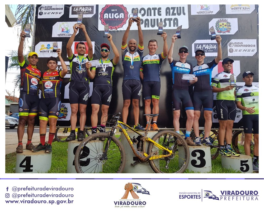 2ª Etapa da Copa Aliga de Mountain Bike