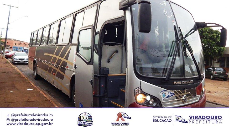 NOTA DE REPÚDIO: Vandalismo No Ônibus