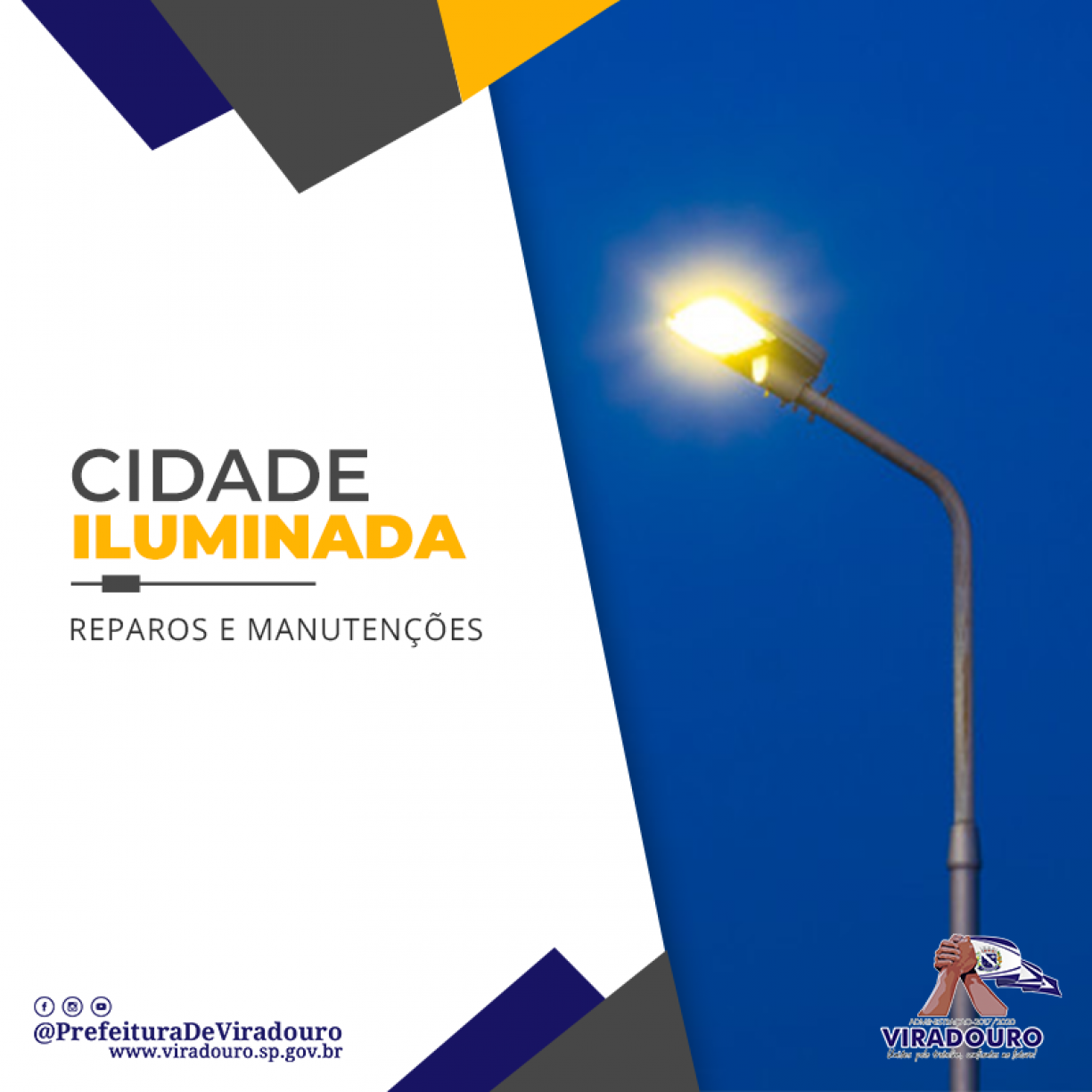 Informativo Iluminação Pública