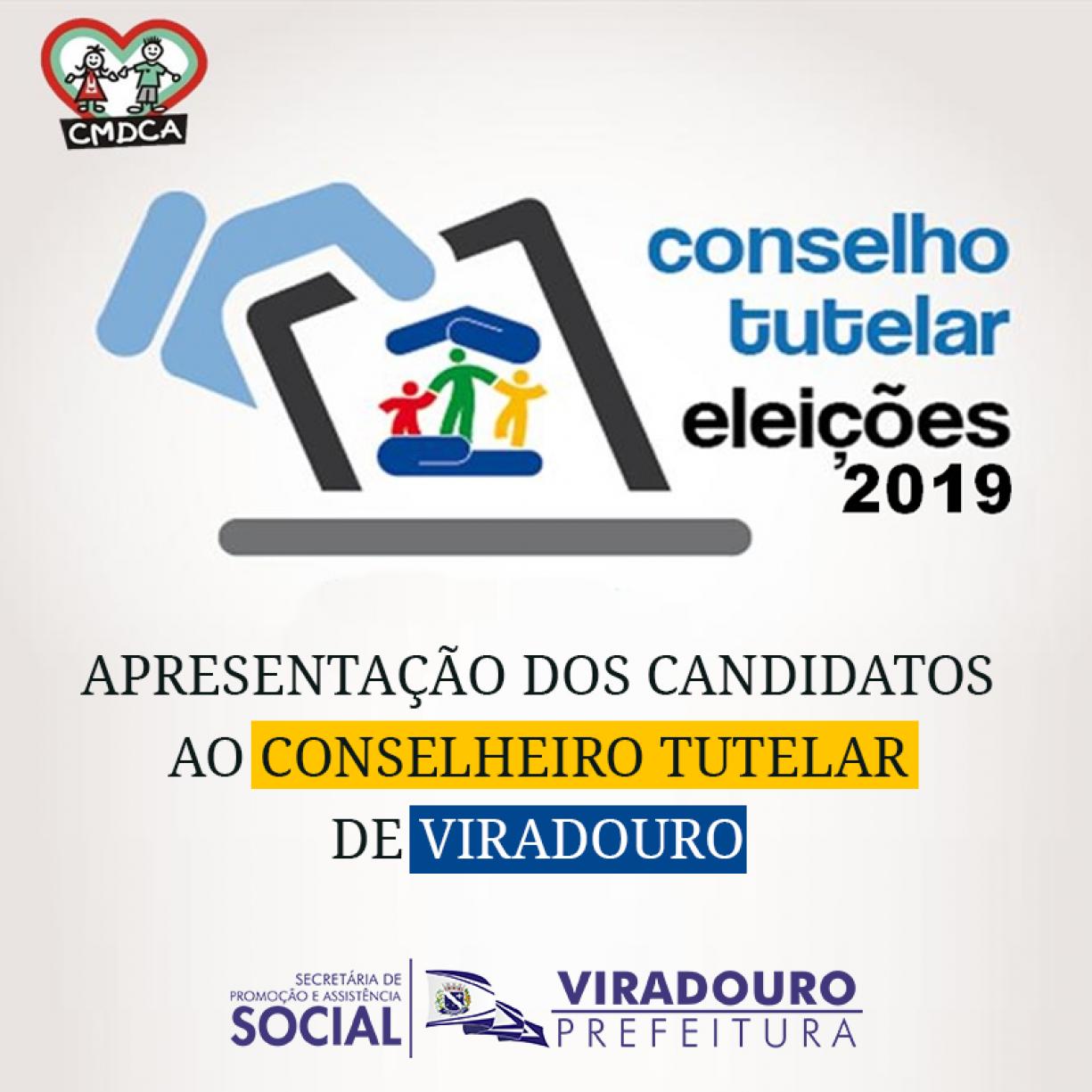 Eleição do Conselho Tutelar de Viradouro - 2020/2024