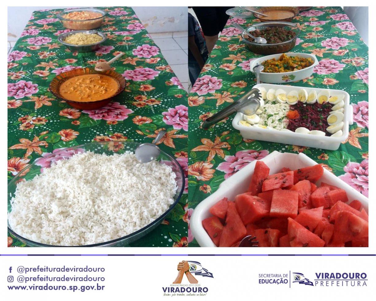 Projeto Reeducação Alimentar