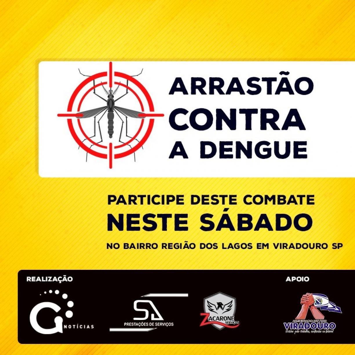 2º Arrastão Contra a Dengue