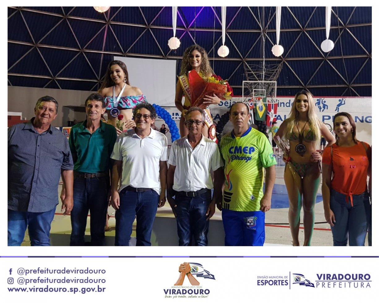VIRADOURO TERMINA COM BONS RESULTADOS NA 25ª OLIMPÍADAS DE PIRANGI 2020