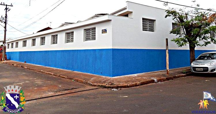 EM ANDAMENTO AS OBRAS DA ALA DO PRÉDIO HOSPITAL SÃO VICENTE DE PAULO ONDE RETORNARÁ O PRONTO SOCORRO MUNICIPAL