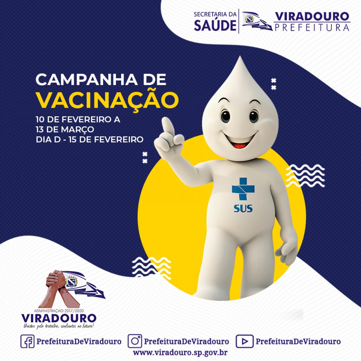 Campanha de Vacinação 2020