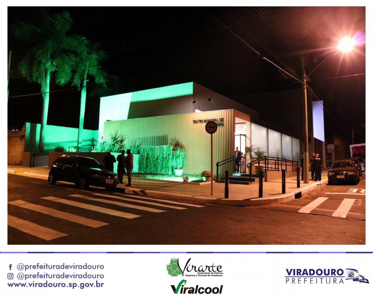 Semana de Inauguração do Teatro Municipal de Viradouro