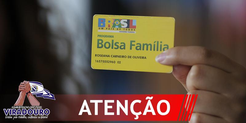 ATENÇÃO BENEFICIÁRIOS DO