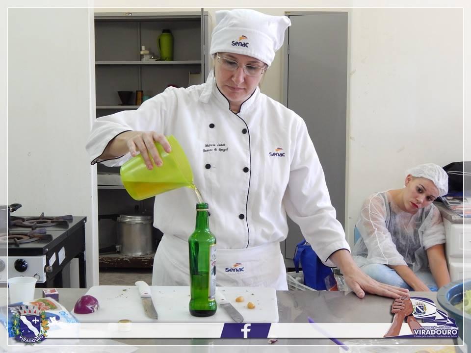 """""""Salada Gourmet - Garde Manger Preparo de Saladas e Molhos Frios"""""""