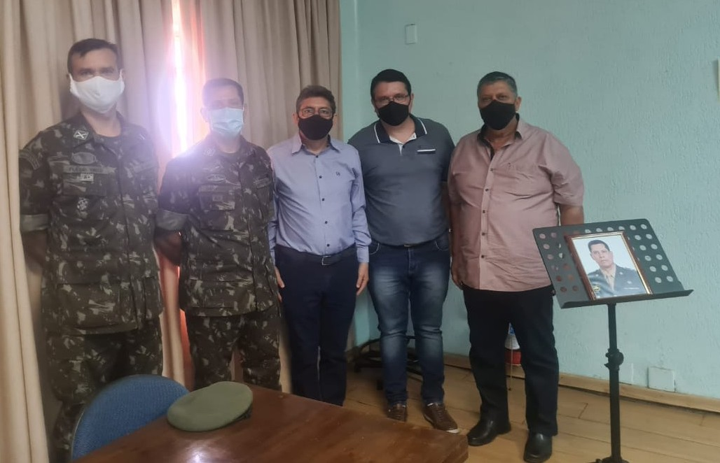 Solenidade de Desativação da 10ª Delegacia de Serviço Militar de Barretos.