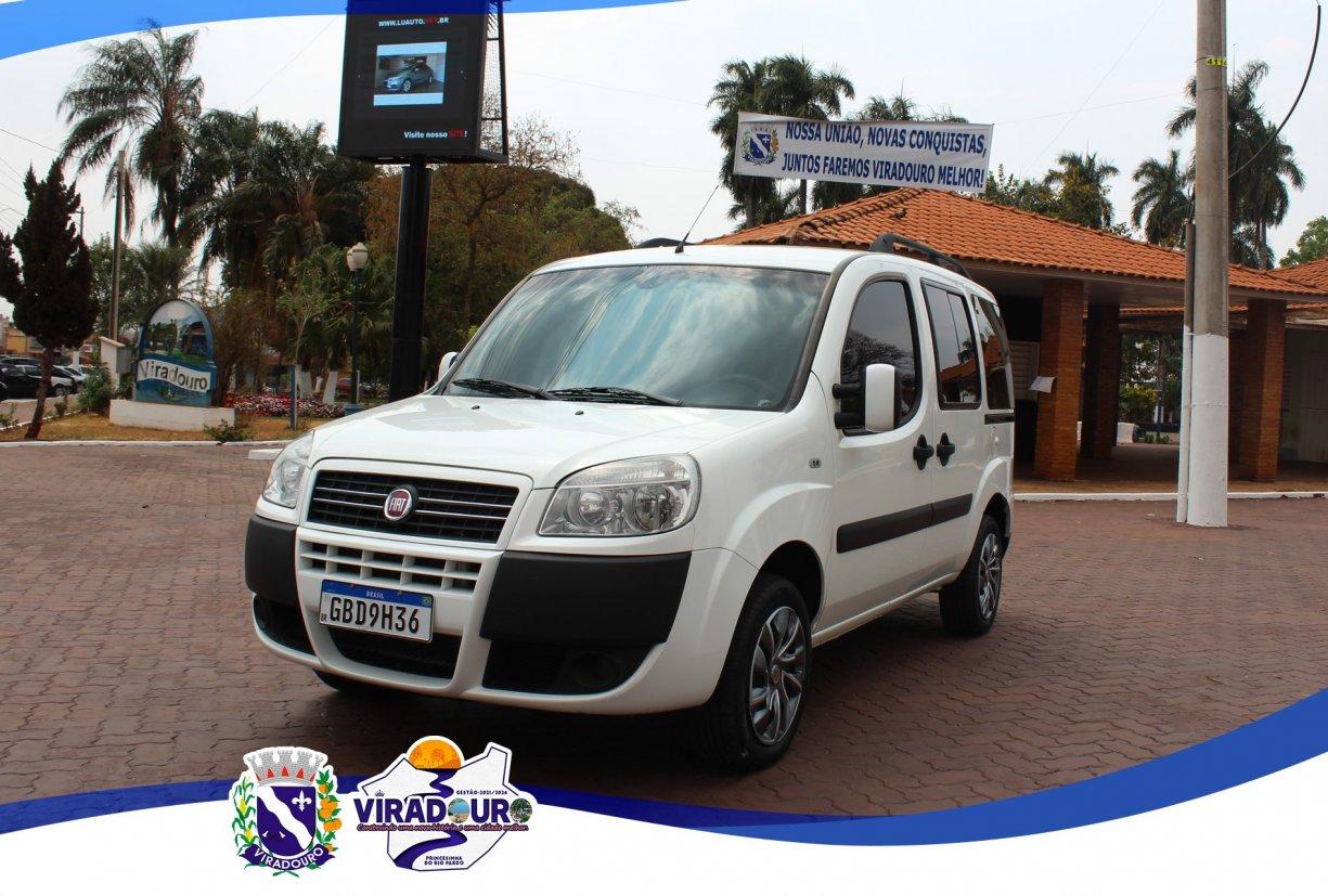 Administração municipal adquiriu mais um veículo com recursos próprios.