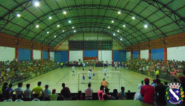 Divisão Municipal de Esportes realiza o Campeonato Municipal de Futsal !
