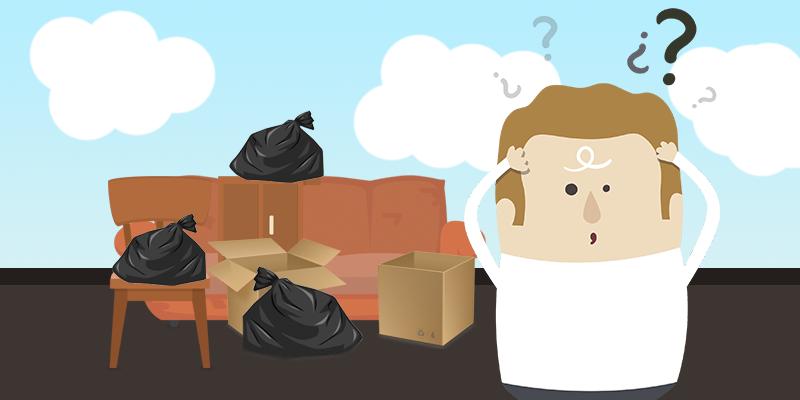 Prefeitura contra o descarte ilegal de lixo e entulho