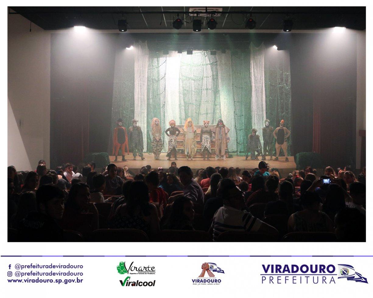 Teatro Municipal - Rei Leão