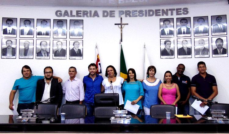 Para servir a população: Conselheiros Tutelares tomam posse em Viradouro.